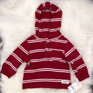 NEW Baby boy 6 mos hoodie